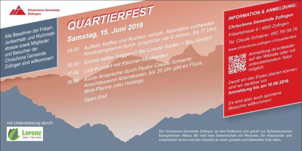 Chrischona-Zofingen-Quartierfest-2019
