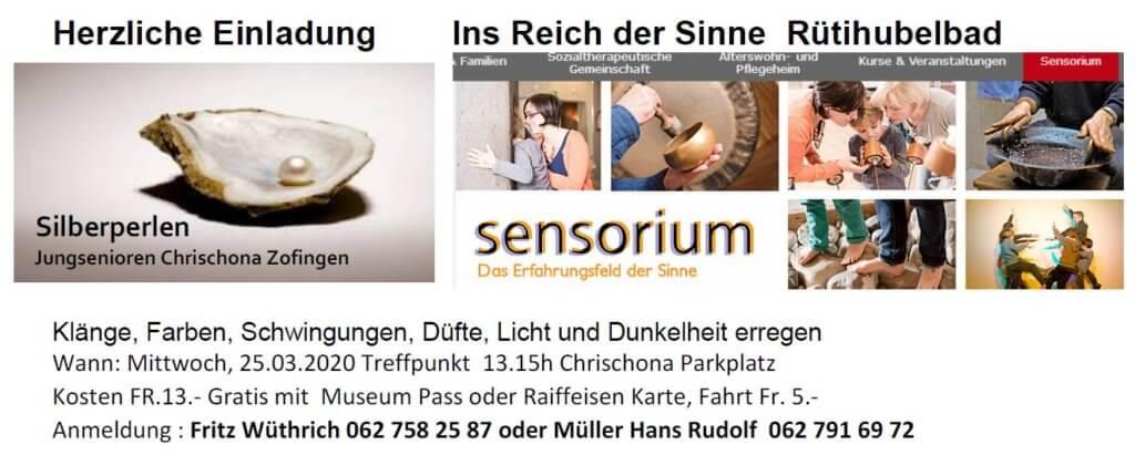 Silberperlen-Sensorium-Ruettihubelbad-Flyer
