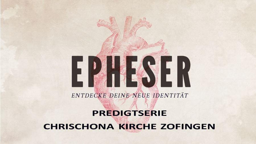Predigtserie Epheser