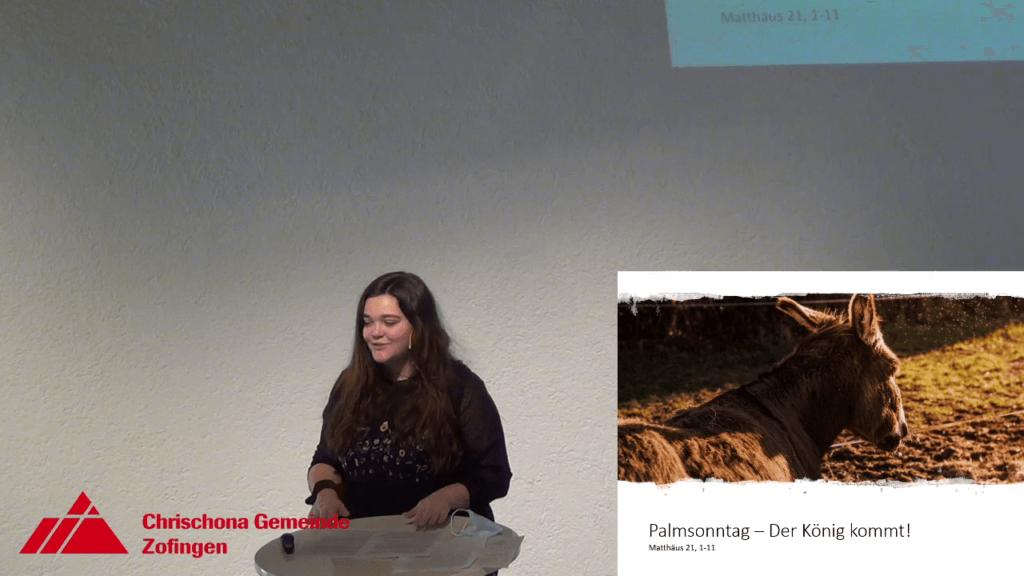 Livestream Chrischona Zofingen