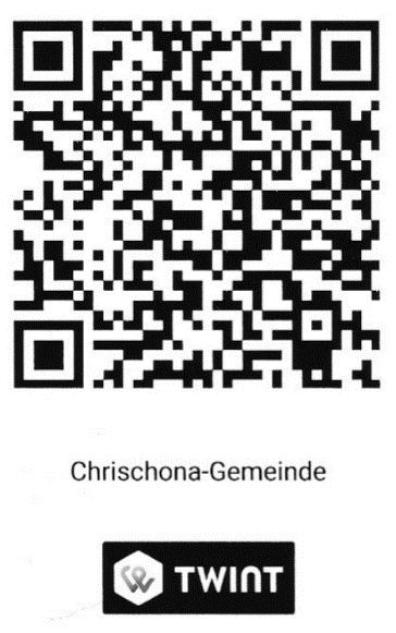 Twint Chrischona Gemeinde Zofingen